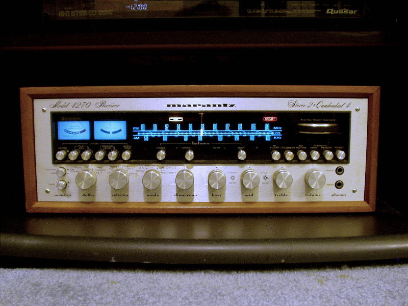 The Official Marantz Receivers Thread - Page 8 - Blu-ray Forum